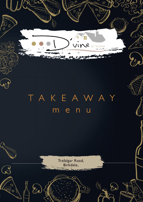 Take Away Menu p1